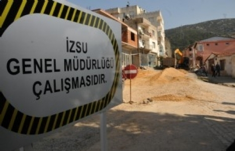 Aliağa kanal projesinde yüklenici firma işi bıraktı!