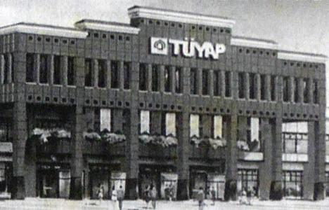 1996 yılında TÜYAP'ın