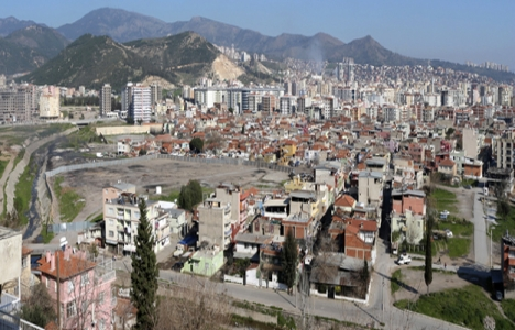 İzmir Örnekköy'de kentsel