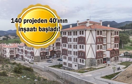 TOKİ 50 bin sosyal konut için hak sahipleri belirlendi!
