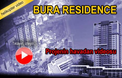 Bura Residence Beylikdüzü'nün havadan yeni videosu!