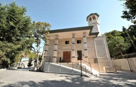 Beykoz Acarlar'ın ilk camisi açıldı!