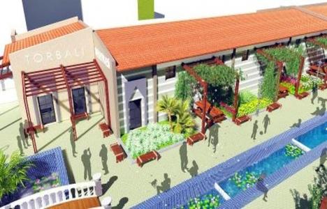İzmir Tepeköy'de sosyal market inşaatı başladı!