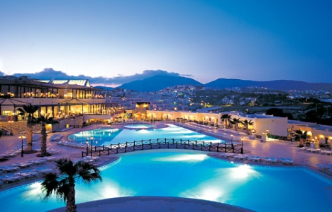Otel yatırımları Ocak