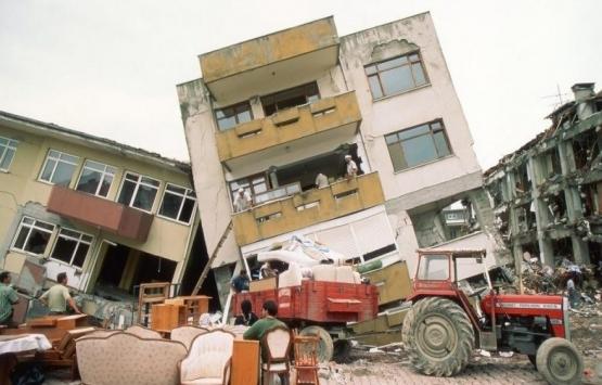 Depremle mücadelenin en