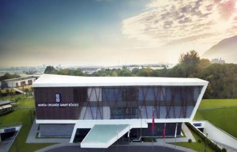 Manisa OSB'de modern kampüs alanı açıldı!