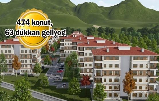 TOKİ İzmir Kemalpaşa projesi için düğmeye bastı!