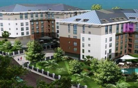 Palms Residence Şişli'de stüdyo daireler 338 bin dolar!