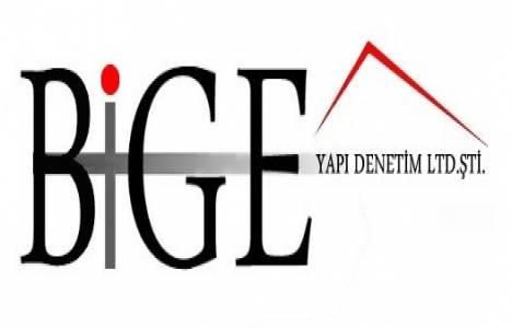Bige Yapı Denetim Buca'da ofis açtı!
