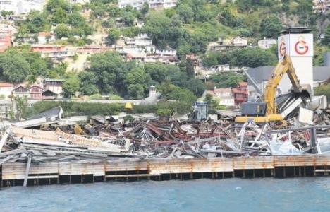 Suada'da yıkım tamamlandı mı?