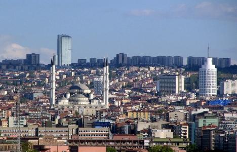 Ankara'daki 20 gayrimenkulün