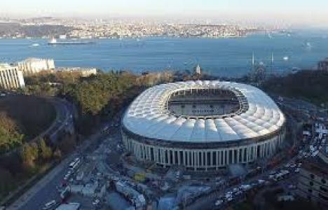 Vodafone Arena'da hasar