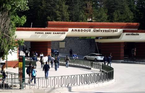 Anadolu Üniversitesi Open