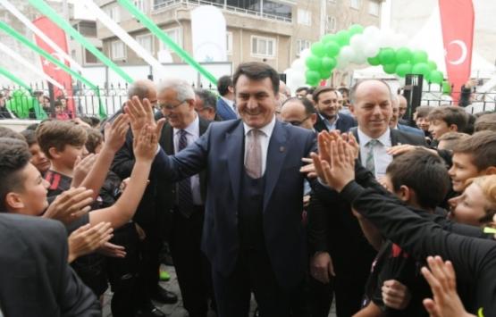 Bursa Tuna Gençlik ve Spor Merkezi açıldı!