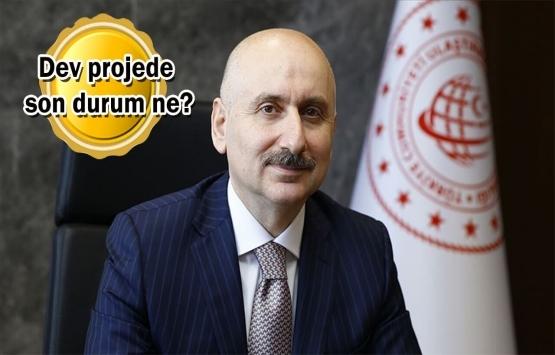 Adil Karaismailoğlu: Kanal İstanbul'a en kısa sürede başlamak için sabırsızlanıyoruz!