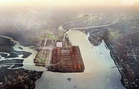 75 milyar dolarlık Londra havalimanı çağın projeleri arasında!