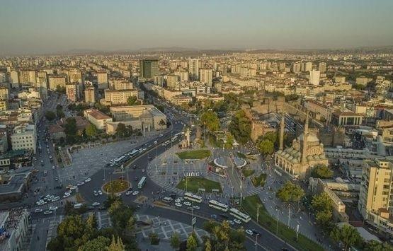 Kayseri'de 6 milyon