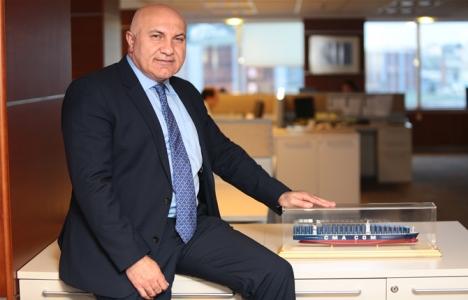 Yıldırım Holding limancılıkta ilk sekiz şirket arasına girecek!