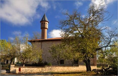 648 yıllık çivisiz Mahmutbey Camii UNESCO Dünya Kültür Mirası'na aday gösterildi!