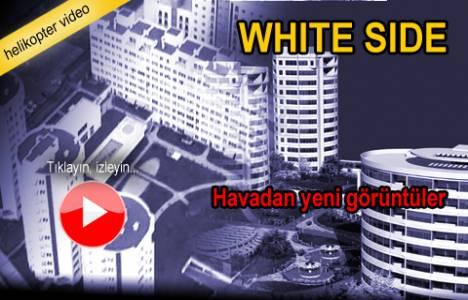 Çekmeköy White Side Konutları'nın havadan videosu!