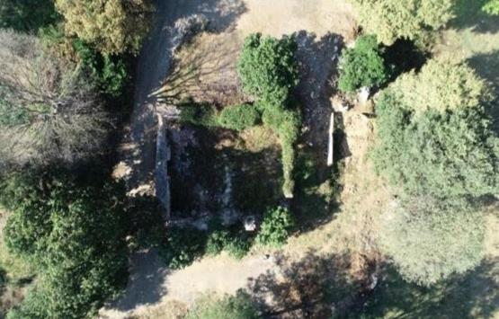 Sultangazi'deki tarihi kilise harabeye döndü!