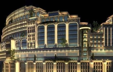 Venedik Sarayları'nda 497 bin 652 liraya 2+1!