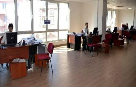 İşkur Çorlu Şubesi yeni binasında hizmete başladı!