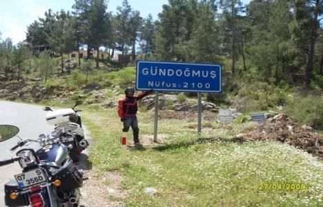Antalya Gündoğmuş, turizmle tanıtılacak!