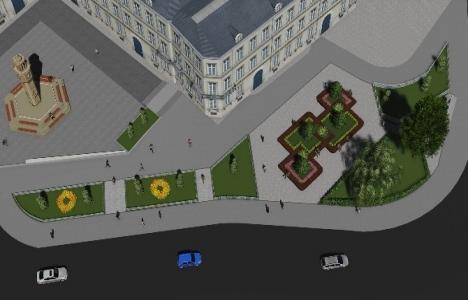 Gaziosmanpaşa Küçükköy Meydanı