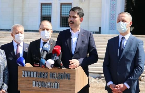 Zonguldak'taki 2 bin 71 riskli yapının yıkımı tamam!