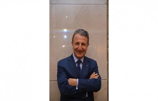 Erdal Eren Türkiye Müteahhitler Birliği'nin yeni başkanı oldu!