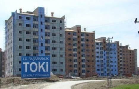 Konya TOKİ Taşkent