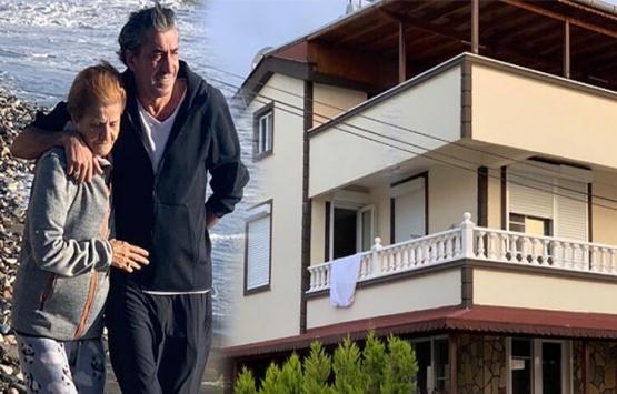 Erkan Petekkaya anne ve babası için Altınoluk'tan 1.5 milyon TL'ye ev aldı!