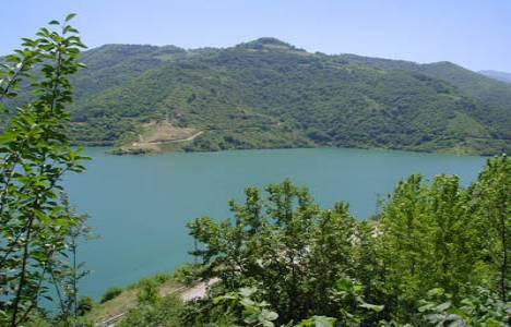 Yuvacık Barajı'na 24 saatte 104 bin metreküp su girişi oldu!