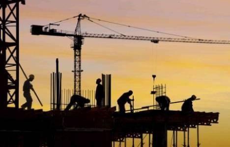 Ekonomideki belirsizlik inşaat sektörünü etkiliyor!