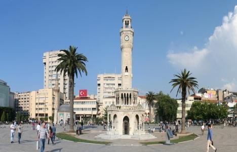 İzmir'de 270 hektarlık