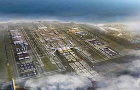 3. havalimanı projesine