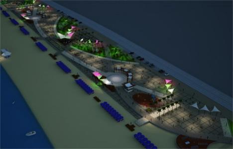 Karasu Sahil Parkı'nın