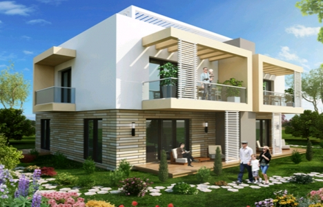 Koru Modern Villaları