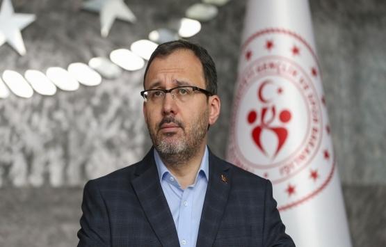Abdullah Tayyip Olçok Gençlik ve Spor Merkezi açıldı!
