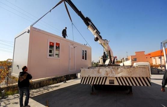 Şile'de kaçak konteynerle mücadele devam ediyor!
