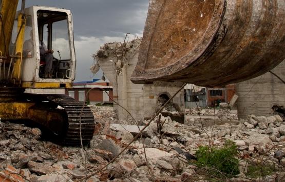 Konya Ereğli'de 'Belediye kaçak inşaat yapıyor' iddiası!