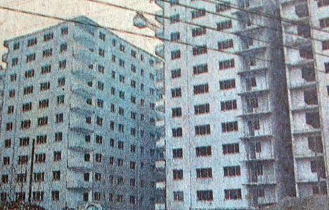 1991 yılında konut