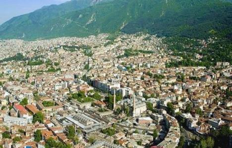 Bursa İnegöl ilçesinde metruk binalar yıkılıyor!