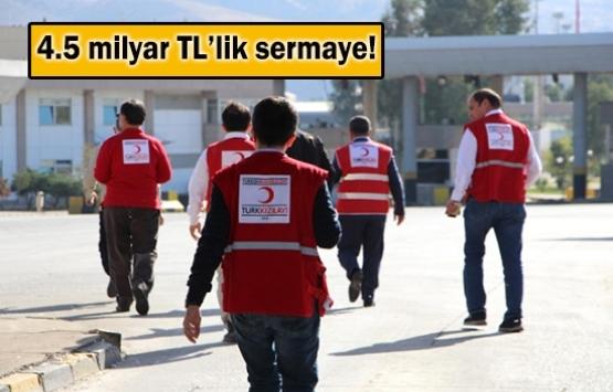Kızılay'ın 6 bin gayrimenkulü 6 şirkete devredildi!