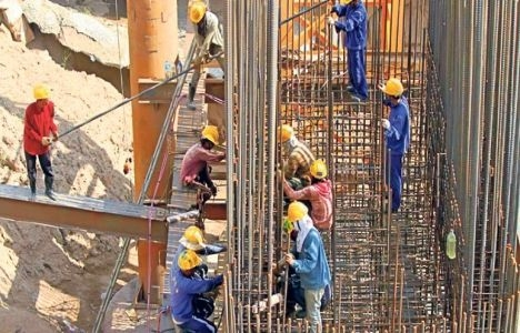 Türkiye ekonomisi inşaatla