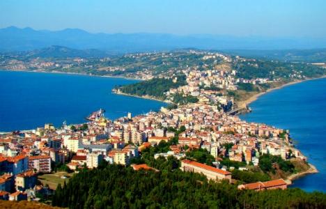 Sinop'ta I. derece arkeolojik sit alanı kararı!
