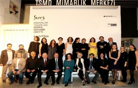 Ünlü mimarlar Serra Seramik için koleksiyon tasarladı!