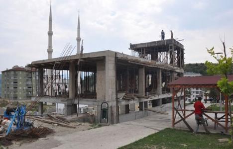 Karabürk Sosyal Yaşam Merkezleri inşaatları devam ediyor!