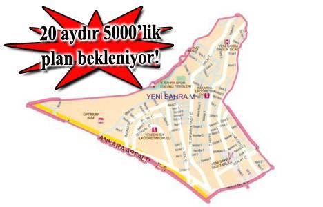 Ataşehir Yenisahra imar planı son durum!